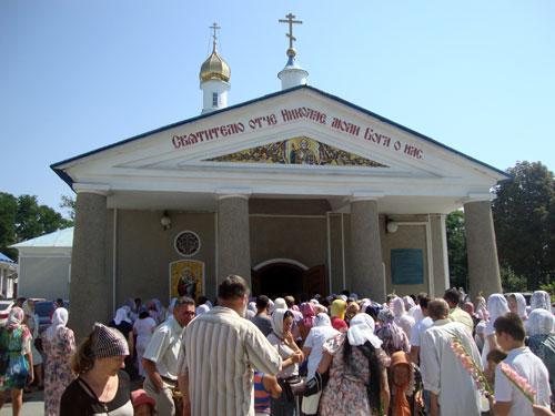 Николо-Иосафовский собор 19 августа 2017 года