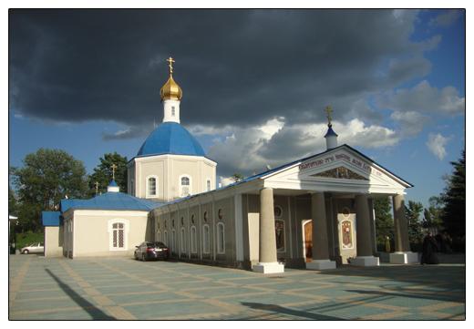 Николо-Иоасафовский собор, 30 июня 2012 года